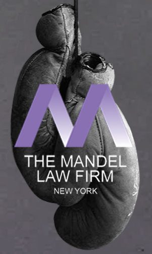 The Mandel Law Firm contact page