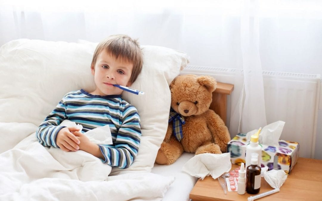 Can I See My Kids if They Are Quarantined in the Custodial Parent's House During COVID-19?